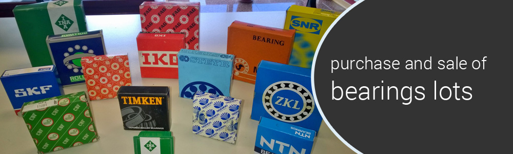 Purchase and sale of bearings lots